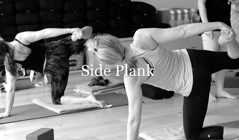 Side Plank – Vasisthasana